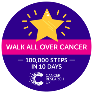 Walk All Over Cancer Weekend Two